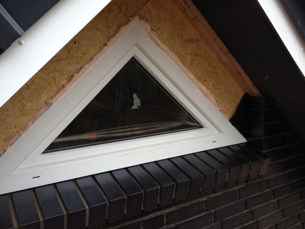 Dreiecksfenster