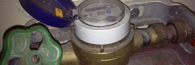 Wasseranschluss in Eigenregie